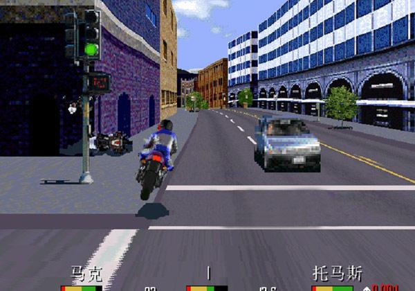 暴力摩托2008图片