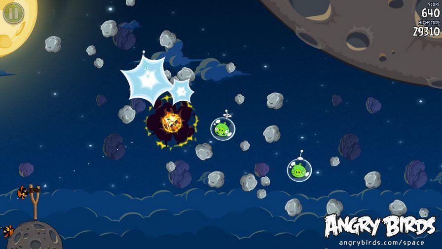 愤怒的小鸟太空版愤怒的小鸟太空版激活码愤怒的小鸟太空版攻略
