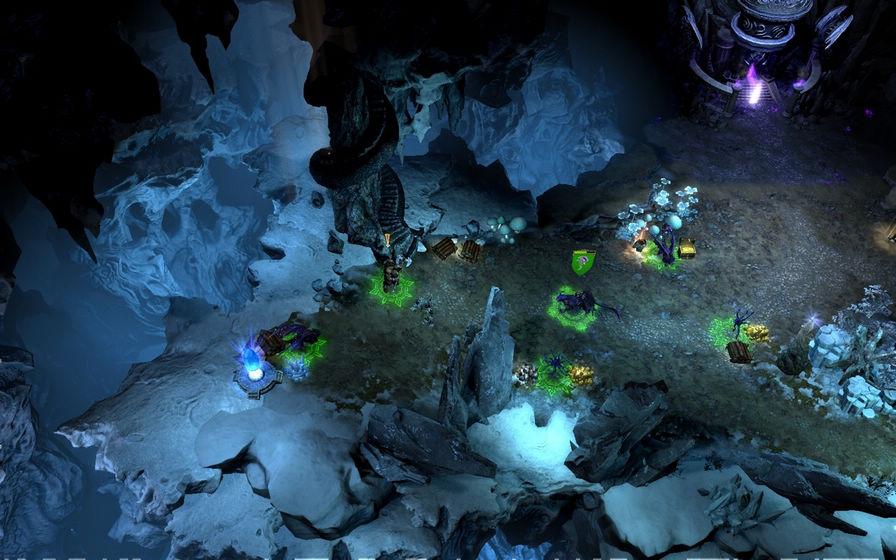 英雄无敌6:黑暗之影图片