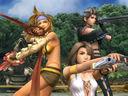 《最终幻想X-2》 HD版 最新截图及设计图展示