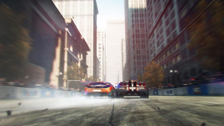 超级房车赛:起点2图片