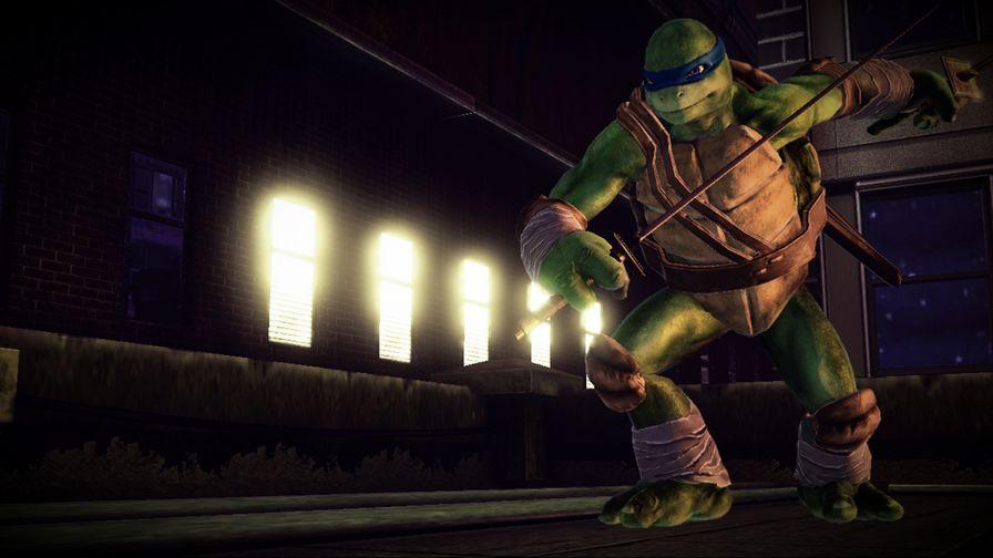 忍者神龟:冲出阴暗图片