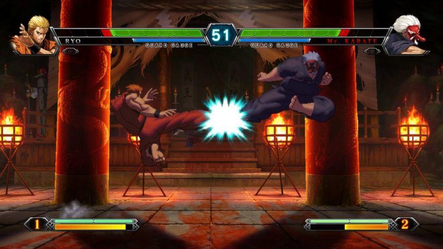 拳皇13 PC版图片