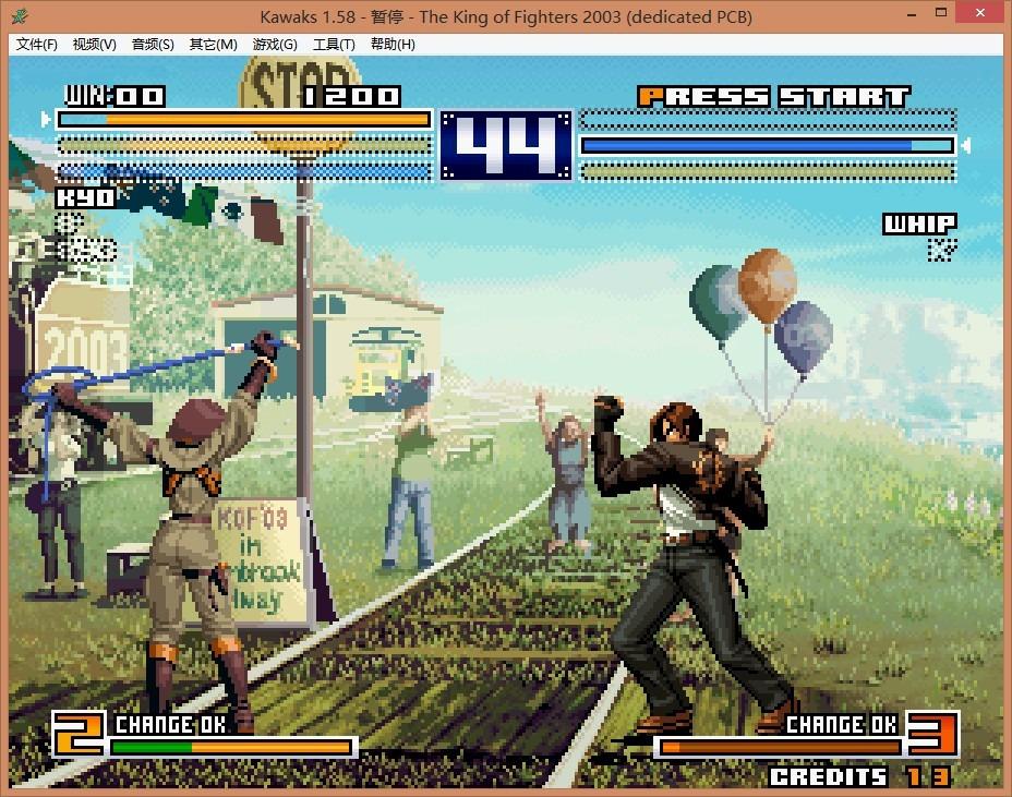 拳皇2003图片