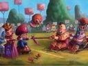 怀旧厨:用画笔纪念游戏 一去不返的80后童年!
