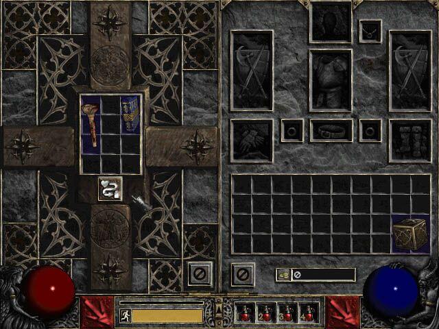 暗黑破坏神2毁灭之王图片