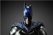 将蝙蝠侠玩弄于掌股之间 蝙蝠侠玩偶亮相动漫展