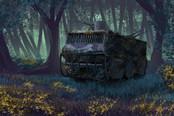 《潜行者》精神续集《Areal》放出最新预告片