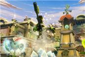 远程太给力 《植物大战僵尸:花园战争》PS4演示