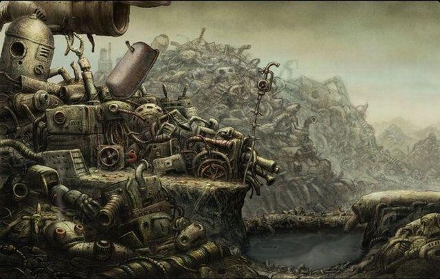 机械迷城图片