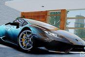 《侠盗猎车手GTA4》新Mod截图欣赏 战损跑车更真