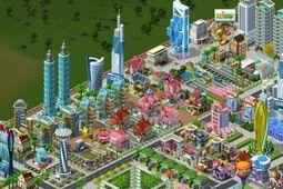 开心城市图片