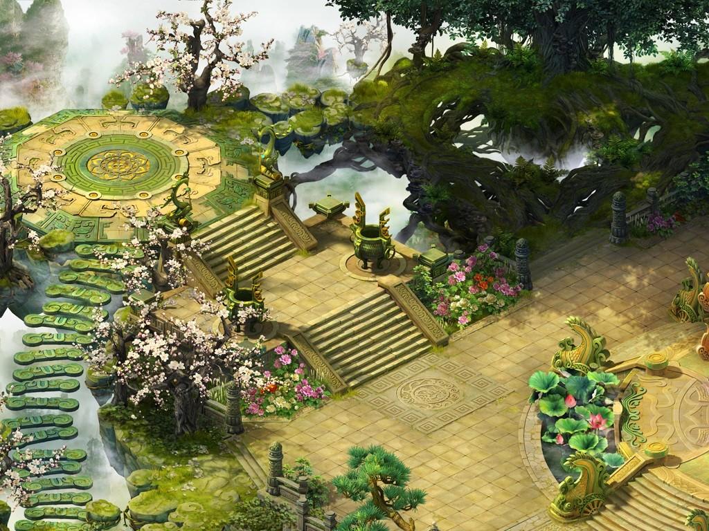 梦想世界2图片