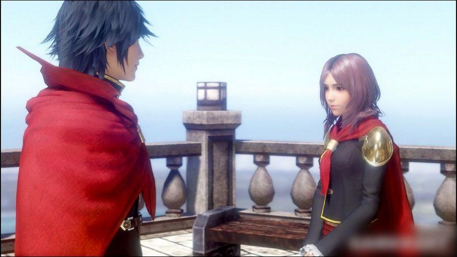最终幻想零式最终幻想零式HD攻略结局