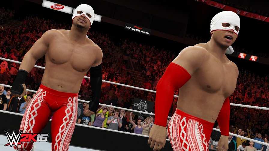 WWE2K16WWE2K16下载攻略秘籍