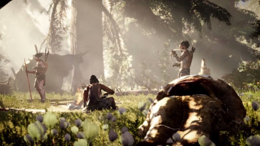 孤岛惊魂:原始杀戮图片