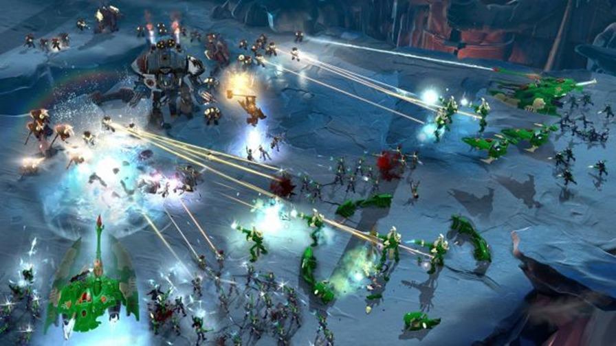 战锤40K:战争黎明3图片