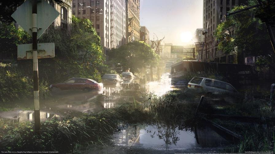 美国末日图片