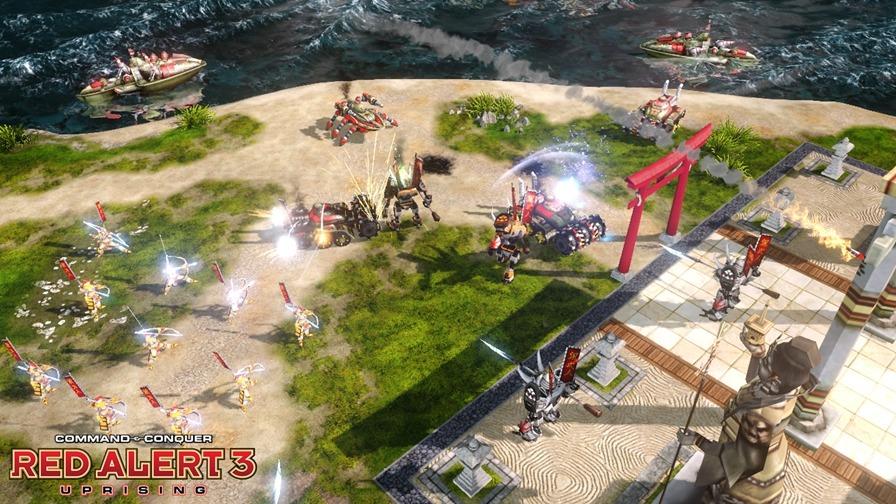 红色警戒3起义时刻图片