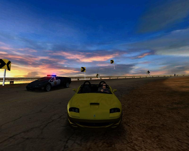 极品飞车3:热力追踪图片