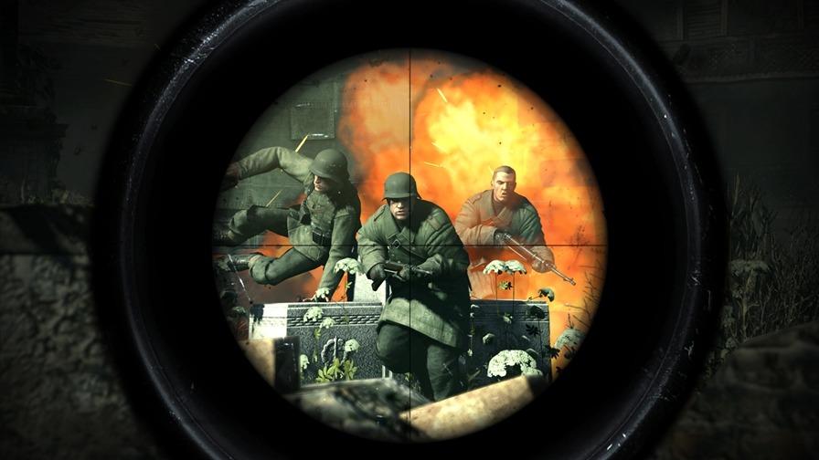 狙击精英v2图片