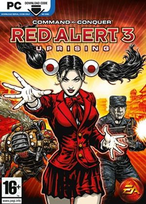 紅色警戒3起義時刻簡體中文修正版