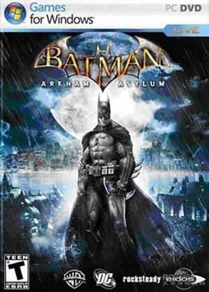 蝙蝠侠:阿甘疯人院