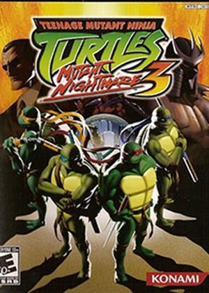 忍者神龟3变种格斗