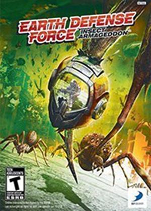 地球防卫军地球防卫军决战昆虫地球防卫军决战昆虫EDF