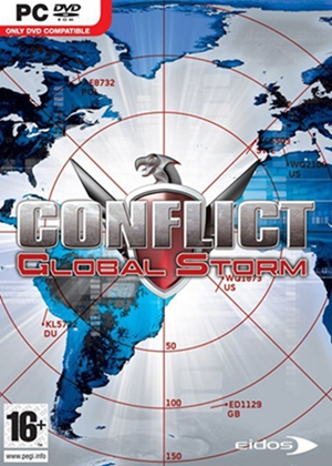 冲突全球风暴冲突全球风暴