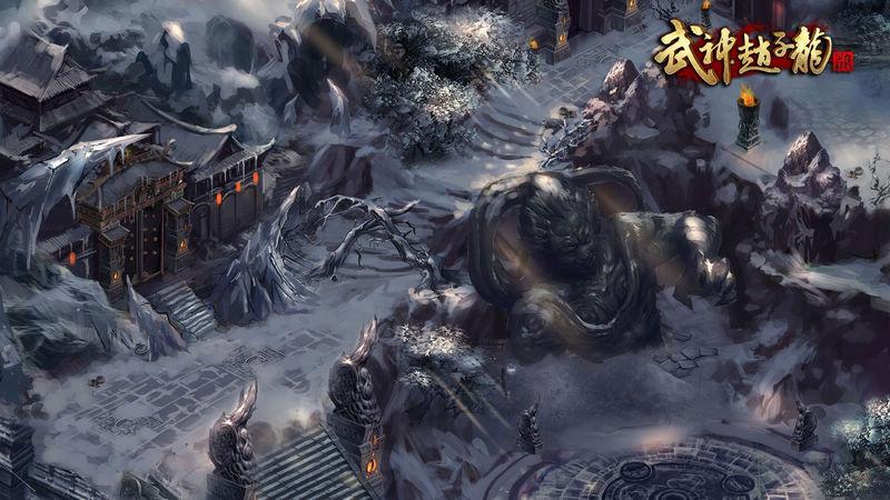 武神趙子龍圖片