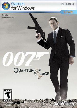 詹姆斯邦德微量情愫下载007游戏