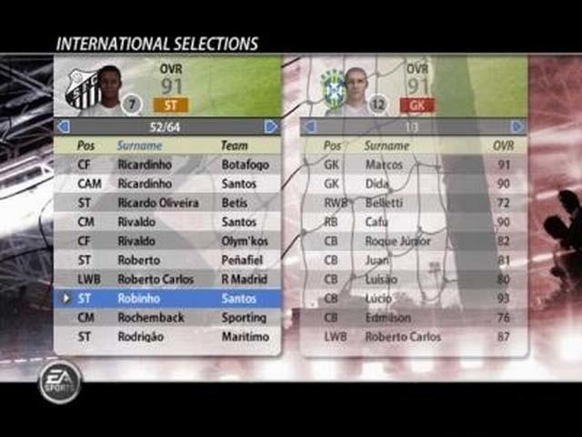 FIFA 06图片