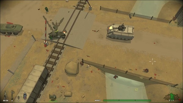 小兵步槍圖片