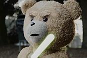 国外恶搞短片欣赏:泰迪熊vs黑武士 中文字幕