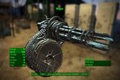 《輻射4》這款武器MOD太霸氣 小李飛刀看了會流淚