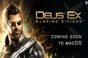《杀出重围:人类分裂》将登陆Mac 仅支持A卡