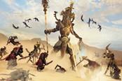 恐怖大军 《全面战争:战锤2》古墓王DLC新演示