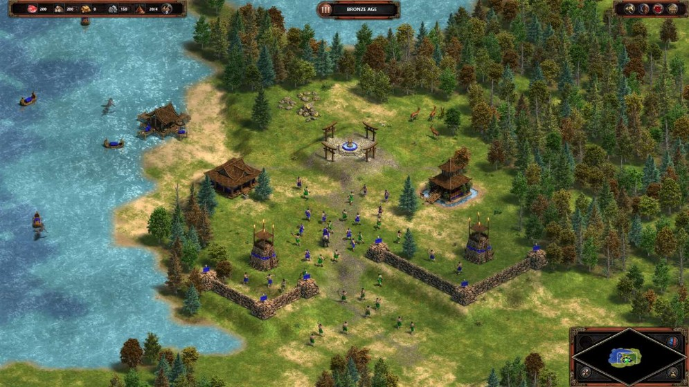 帝国时代:终极版图片