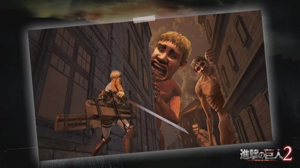进击的巨人2图片