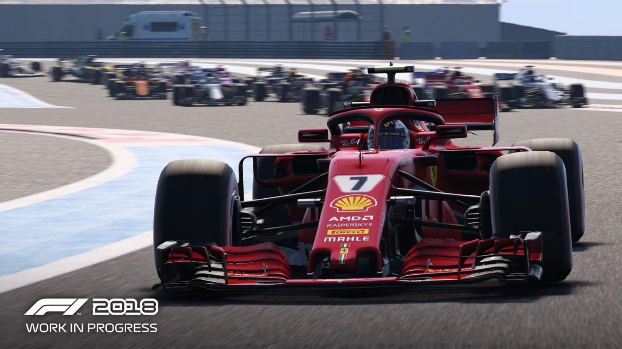 F1 2018图片