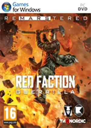 红色派系游击战重制版红色派系游击战重制版中文版下载攻略秘籍