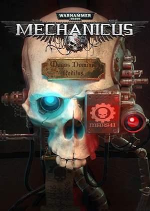 战锤40K:机械神教图片