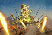打造溢彩癫狂的世界 《狂怒2》艺术总监揭秘