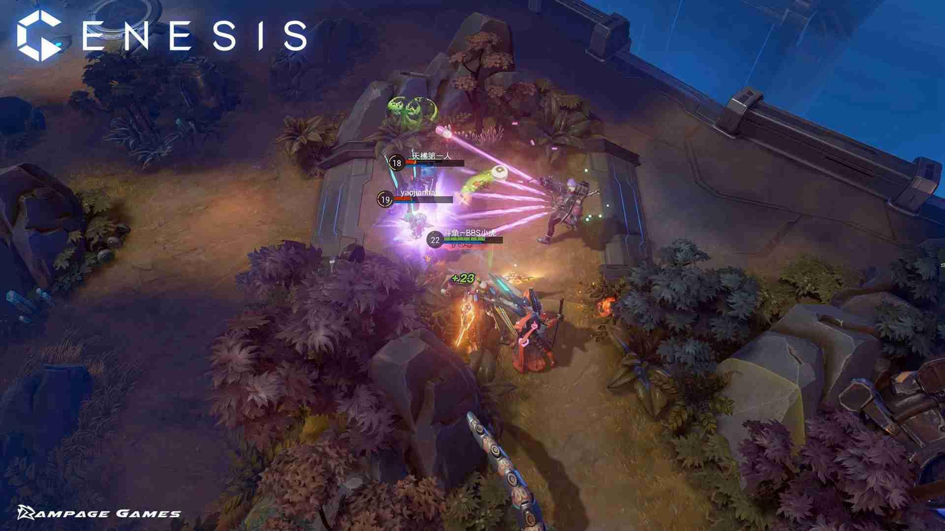 Genesis圖片