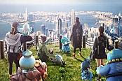 腾讯首款AR探索手游《一起来捉妖》登顶榜单的背后:全新品类开拓手游市场