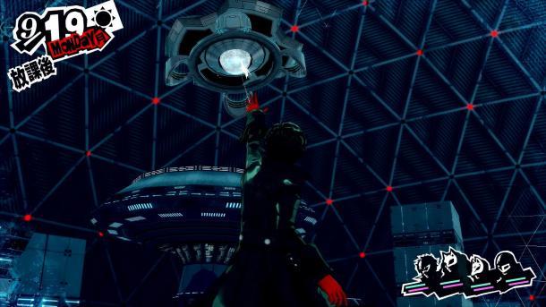 《P5R》中原版DLC可花6毛再次購入 海量高清截圖放出