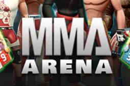 MMA竞技场图片