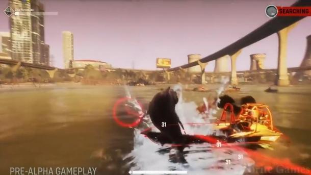 《食人鲨》E3 2019 3分钟演示放出 体验捕食人类的快感