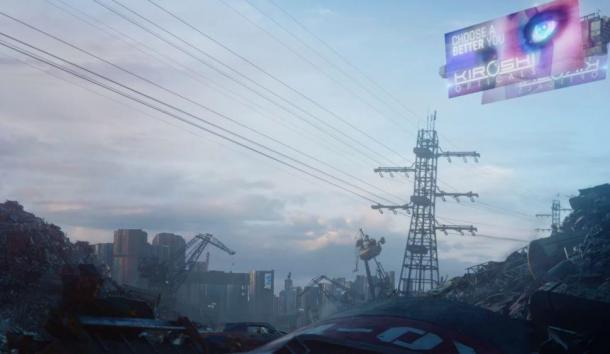 《賽博朋克2077》新情報透露 郊外荒地也有驚喜